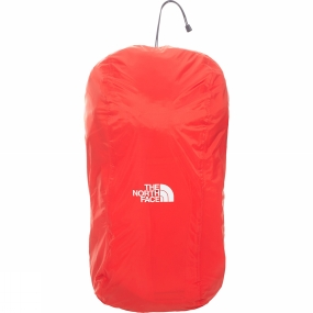 The North Face Pack Rain Cover XS TNF Red