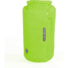 Ortlieb Compression Dry Bag with Valve 7L Light Green