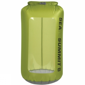 Sea to Summit The award winning Ultra-Sil Dry Sack now with a clear TPU window to easily view the contents inside. The TPU window is RF-welded into the side panels of the dry sack. The RF welding produces a bond as strong as the materials being joined.