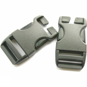 Lowe Alpine 25mm QA Side Squeeze Buckles (x50 in Jar)