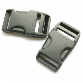 Lowe Alpine 25mm Side Squeeze Buckles (x50 in Jar)