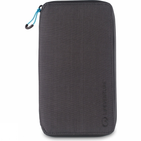 Lifeventure This comprehensive RFID Document Wallet will hold all your travel documents while you