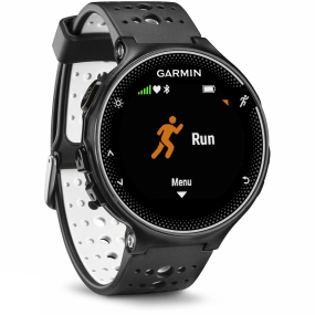 garmin forerunner 230 gps black/white
