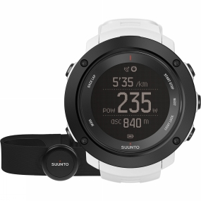 suunto ambit3 vertical hr gps watch white