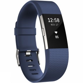 Fitbit Fitbit Fitbit Charge 2 Blue/Silver