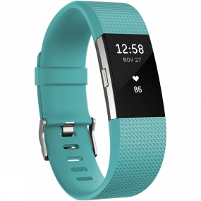 Fitbit Fitbit Fitbit Charge 2 Teal/Silver