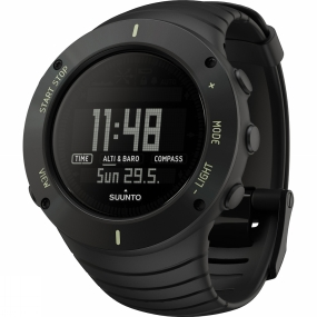 suunto core classic watch ultimate black