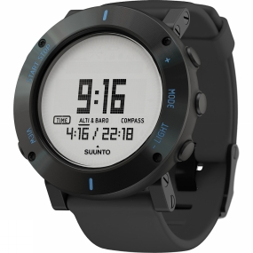 suunto core crush watch graphite