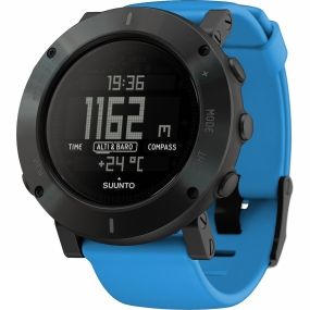 suunto core crush watch azure