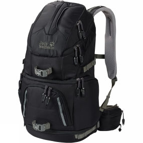 Jack Wolfskin Jack Wolfskin ACS Photo Pack Pro Black