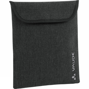 Vaude If your tablet could choose its own garment, the choice would fall on Hooge. This PVC-free tablet sleeve is made with waterproof tarpaulin that Vaude directly process at their company headquarters in Obereisenbach.