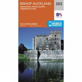 explorer-map-305-bishop-auckland