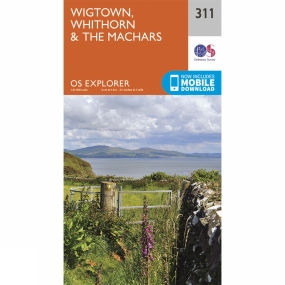 Explorer Map 311 Wigtown, Whithorn and The Machars Explorer Map 311 Wigtown, Whithorn and The Machars by Ordnance Survey