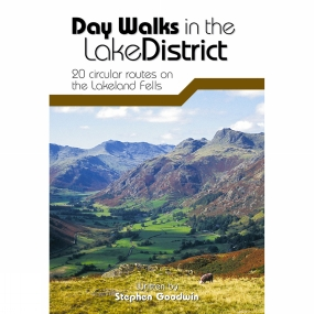 Vertebrate Publishing Day Walks in the Lake District