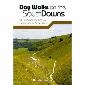 Vertebrate Publishing Vertebrate Publishing Day Walks on the South Downs No Colour