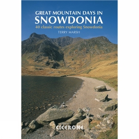 Cicerone Great Mountain Days in Snowdonia