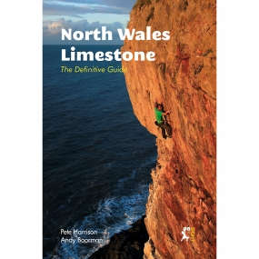 Onsight Publishing Onsight Publishing North Wales Limestone: The Definitive Guide 1st Edition