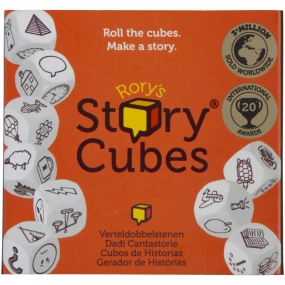 Rory's Story Cubes Rorys Story Cubes Original