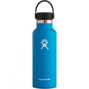 Hydro Flask Hydro Flask Standard Mouth 18oz with Flex Cap Pacific