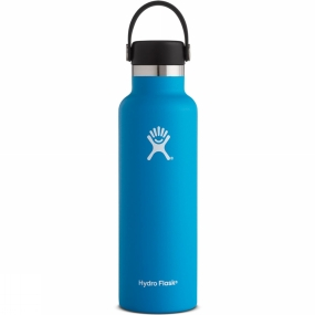 Hydro Flask Hydro Flask Standard Mouth 21oz with Flex Cap Pacific