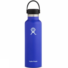 Hydro Flask Hydro Flask Standard Mouth 21oz with Flex Cap Blueberry