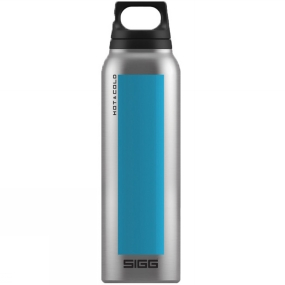 Sigg Sigg Hot & Cold Accent Bottle 0.5L Aqua