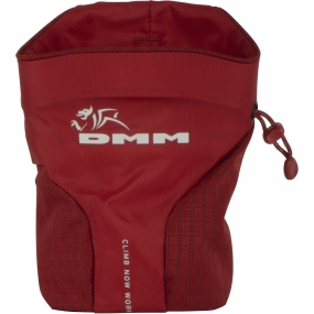 DMM DMM Trad 2.0 Chalk Bag Red