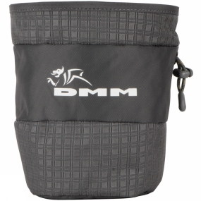 DMM DMM Tube Chalk Bag Grey