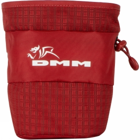 DMM DMM Tube Chalk Bag Red