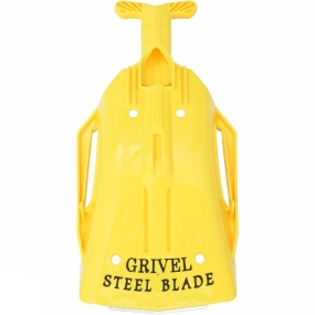 Grivel Grivel Steel Blade Shovel Yellow