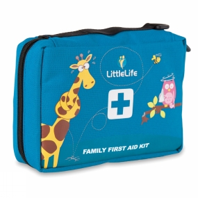 LittleLife LittleLife Family First Aid Kit Blue