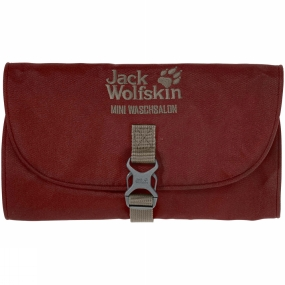 Jack Wolfskin Mini Waschsalon Wash Bag Redwood