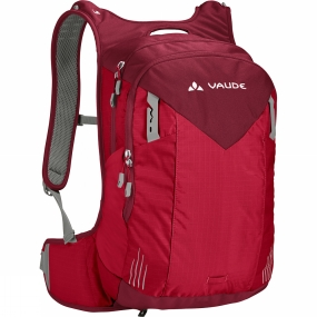 Vaude Path 13L Bike Rucksack Indian Red