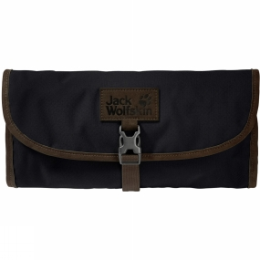 Jack Wolfskin Waterloo Wash Bag Black