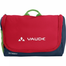 Vaude Kids Bobby Washbag Marine / Red