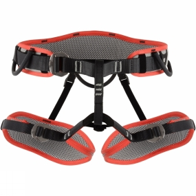 DMM DMM Renegade 2.0 Harness Red/Grey
