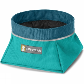 Ruff Wear Quencher Bowl Meltwater Teal
