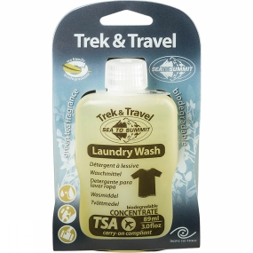 Sea to Summit Trek and Travel Liquid Laundry Wash No Colour