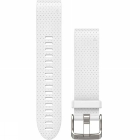 garmin quickfit 20 watch band carrara white