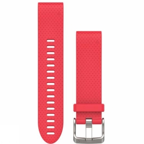 garmin quickfit 20 watch band fuchsia focus
