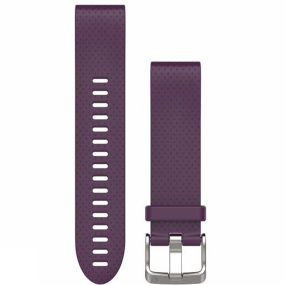 garmin quickfit 20 watch band amethyst purple