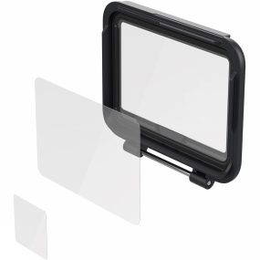 GoPro GoPro Hero5 Screen Protectors No Colour