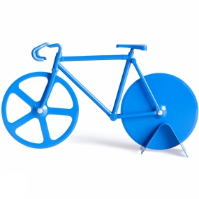 Doiy Doiy Fixie Pizza Cutter Pure Blue