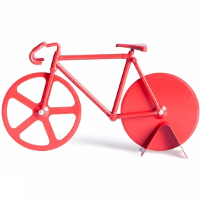 Doiy Doiy Fixie Pizza Cutter Pure Red