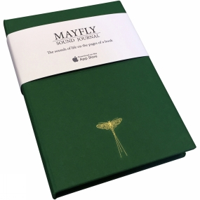 Mayfly Sound Ltd Mayfly Sound Ltd Sound Journal No Colour