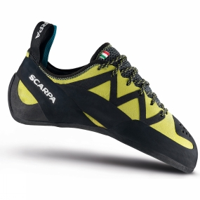 Scarpa Scarpa Mens Vapour Lace Shoe Yellow