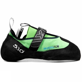 Snow and Rock 5.10 Team VXi Neon Green