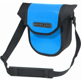 Ortlieb Ortlieb Ultimate6 Handlebar Bag Compact Ocean Blue/Black