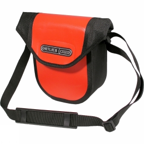 Ortlieb Ortlieb Ultimate6 Handlebar Bag Compact Red/Black