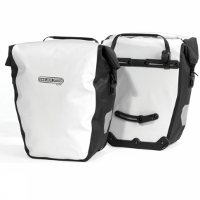 Ortlieb Ortlieb Back-Roller City Pannier (Pair) White/Black